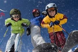 Am Ferienhaus: Skischule Hottenroth