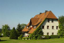 Ferienhaus im Fichtelgebirge
